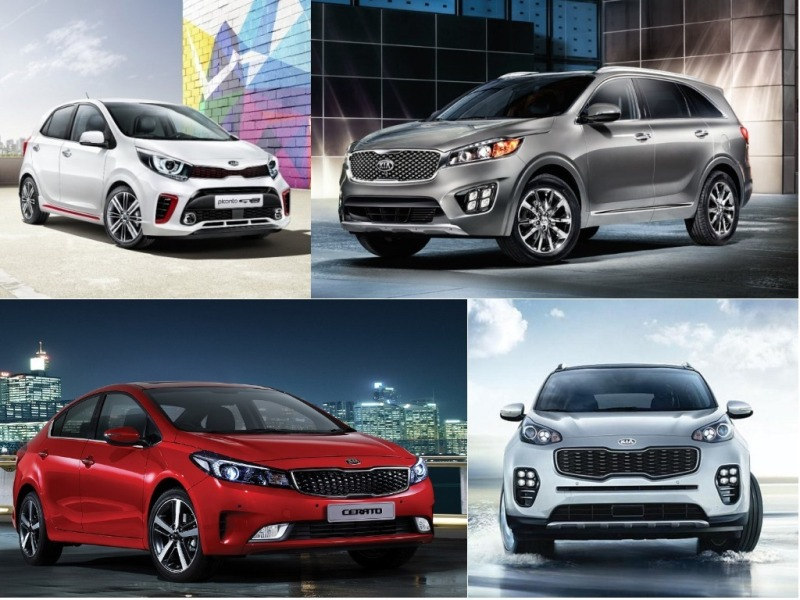 Kia motors sheds light on india bound models at ongoing for Kia motors latest models