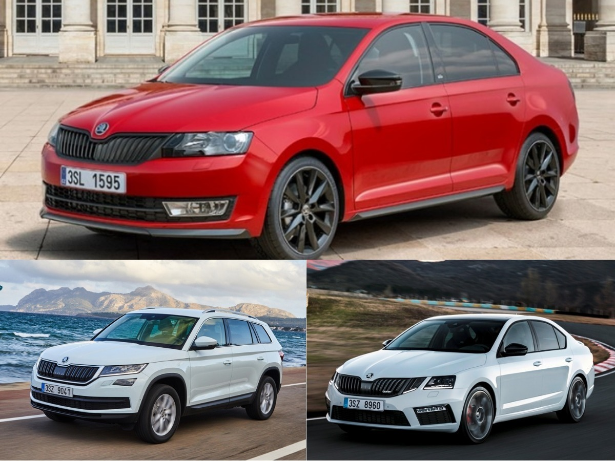 skoda octavia rs kodiaq rapid monte carlo to be launched soon ibtimes india. Black Bedroom Furniture Sets. Home Design Ideas