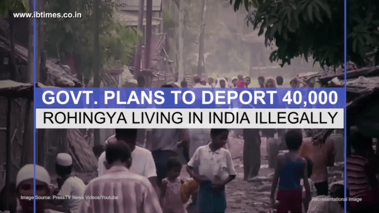 Govt. plans to deport around 40,000 Rohingya living in India illegally
