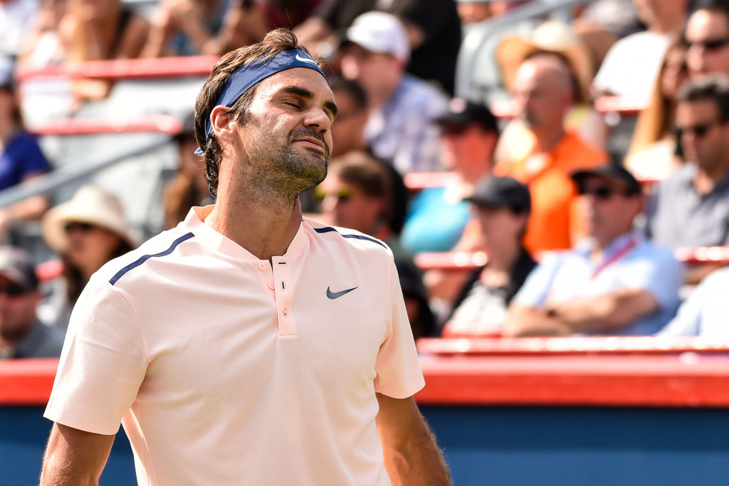 Roger Federer Update: Roger Federer Gives Update On Injury Scare Ahead Of US