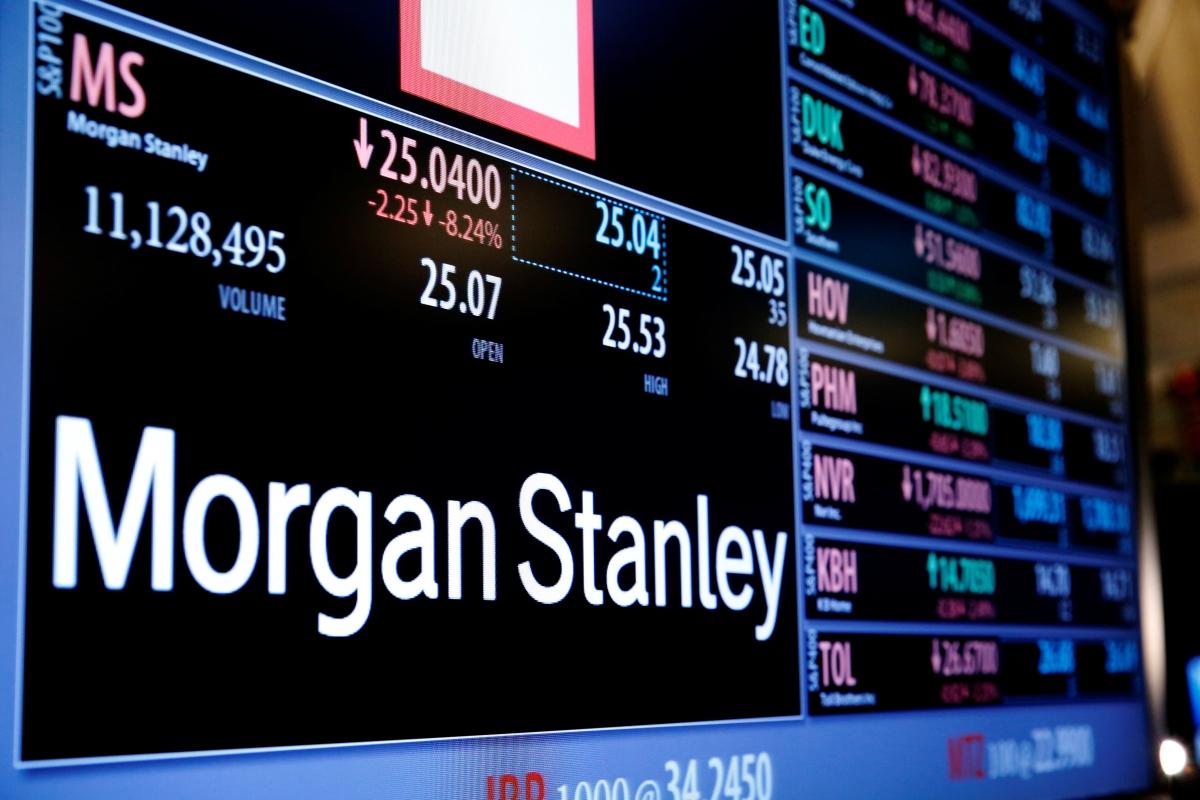 Morgan Stanley Picks 14 Indian Mega Cap Stocks As Likely