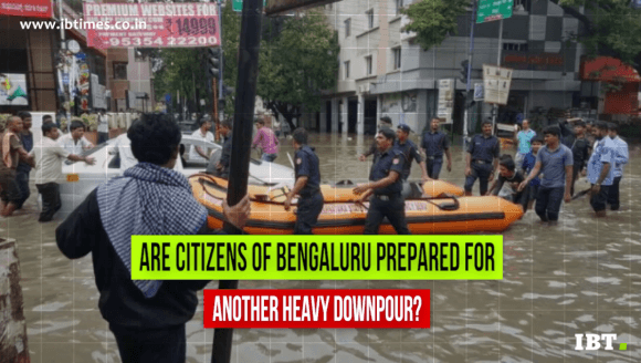 Bengaluru flooded after night-long heavy rainfall