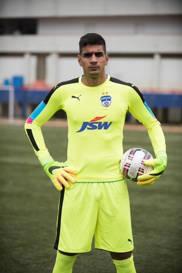 gurpreet singh sandhu, Indian football