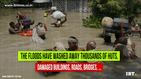 Bihar floods: 119 dead, nearly 1 crore lives affected