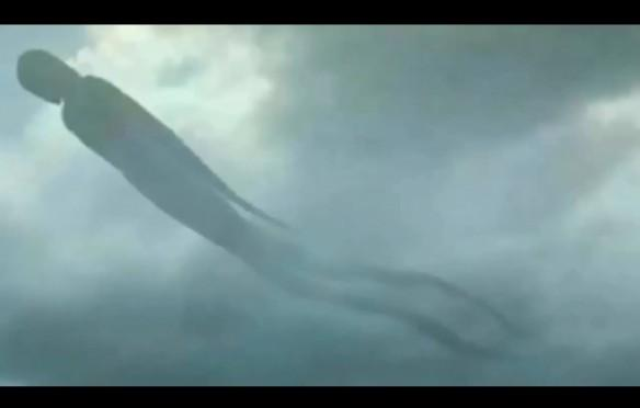 dementor, Harry Potter, strange cloud,