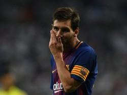 Lionel Messi, La Liga, Barcelona