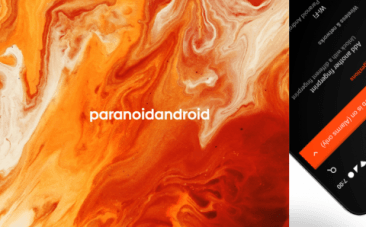 Paranoid Android ROM 7.2.3