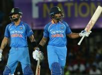Virat Kohli, Shikhar Dhawan, India vs Sri Lanka