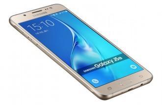 Samsung Galaxy J5 (2016) as seen on its official website