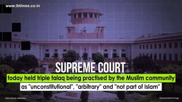 Triple Talaq Supreme Court verdict: Who said what?