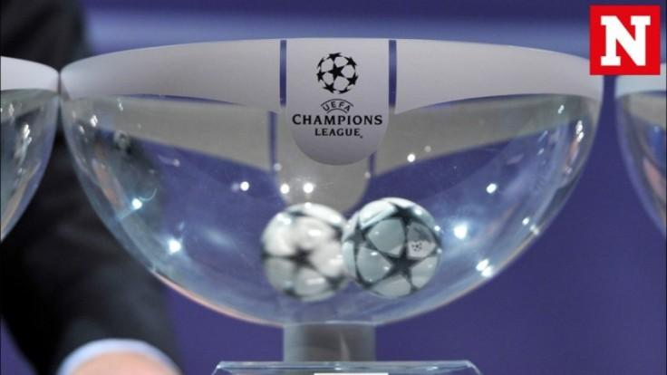 Uefa Champions League 2017-18 group stage draw