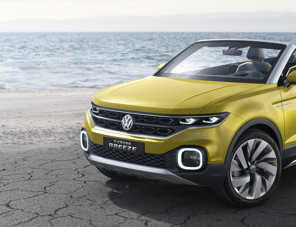 volkswagen polo based t cross compact suv to be revealed. Black Bedroom Furniture Sets. Home Design Ideas