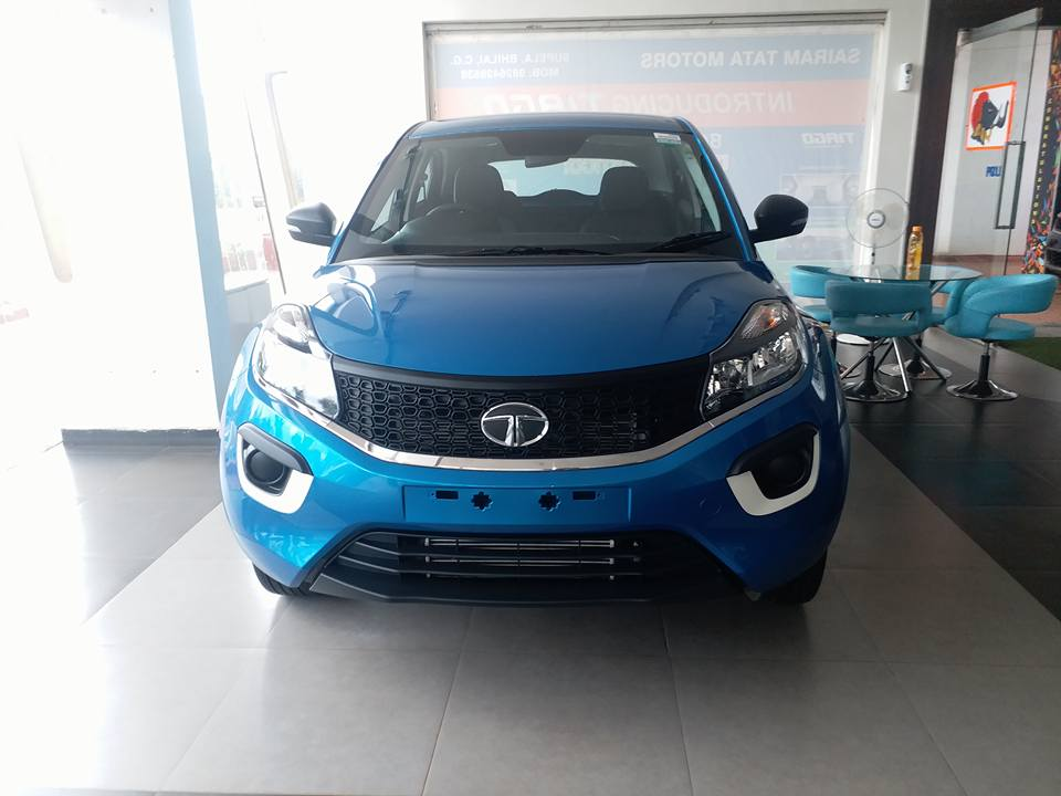 Tata Nexon Starts Arriving At Dealerships Ahead Of September