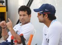 Suresh Raina & Sachin Tendulkar