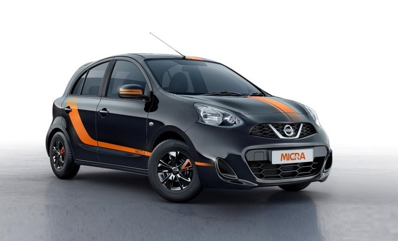 nissan micra fashion edition launched in association with ucb price starts at rs lakh. Black Bedroom Furniture Sets. Home Design Ideas