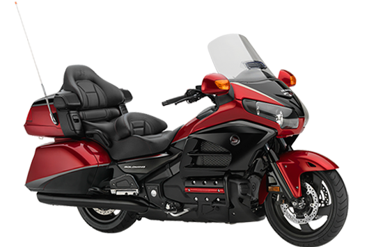 2018 Honda Gold Wing introduces CarPlay features first ...