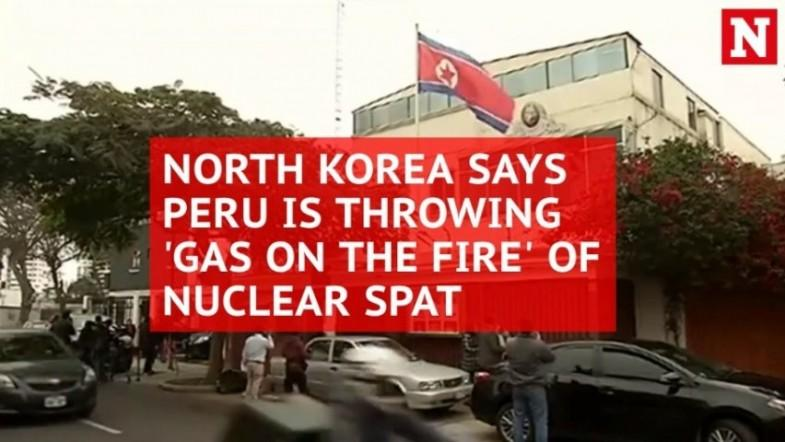 North Korea slams Peru for expelling ambassador over nuclear test