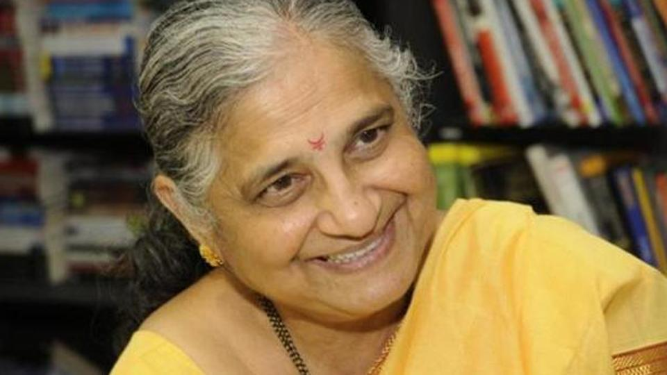 sudha murthy Thematic concern of sudha murthy's novel the mother i never knew doi: 109790/0837-201047276 wwwiosrjournalsorg.