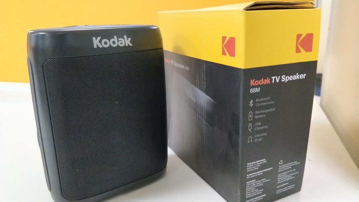 Kodak Tv Speaker 68m Review International Business Times