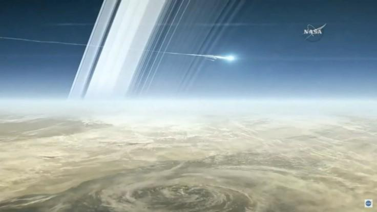Watch 20-year Cassini mission end as Nasa probe plunges into Saturn