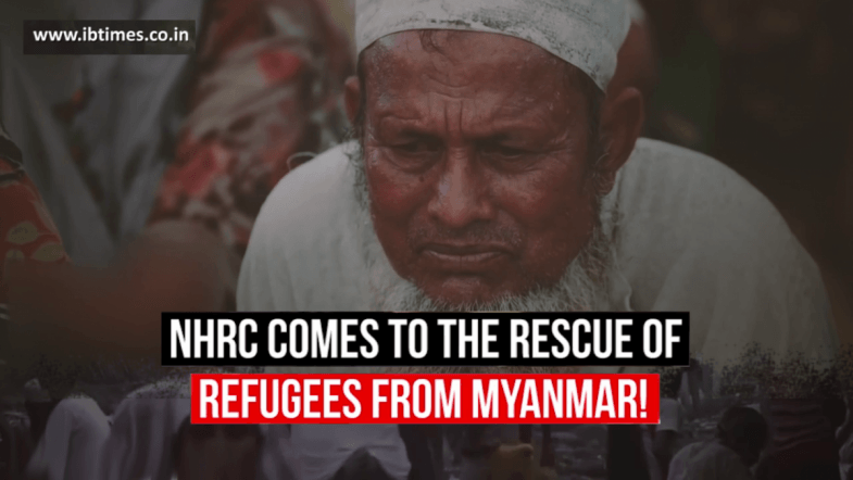 NHRC to oppose govt's deportation plan for Rohingyas