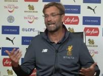 Jurgen Klopp felt sick with way Liverpool conceded against Leicester