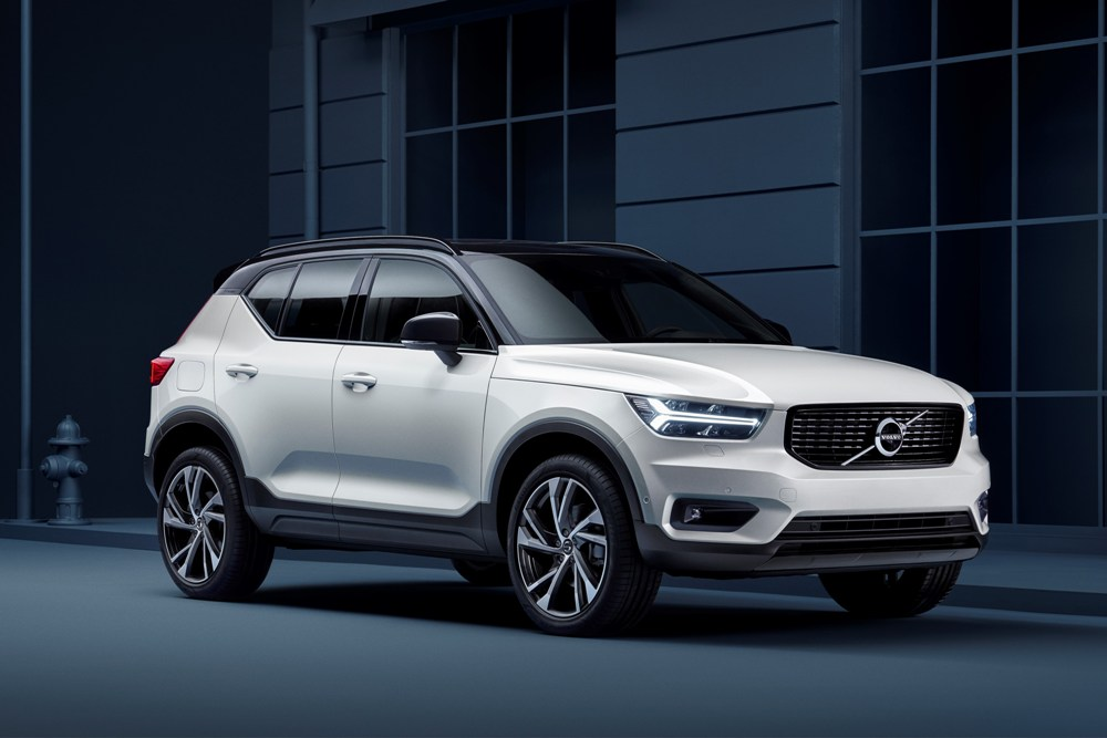 Volvo XC40 compact SUV unveiled as Audi Q3, Mercedes GLA rival; India launch in 2018