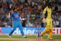 India vs Australia, Bhuvneshwar Kumar