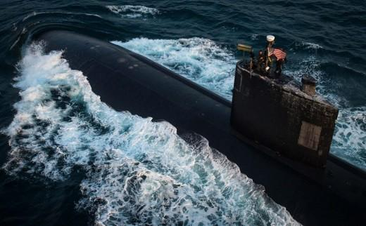 US Navy, submarine,