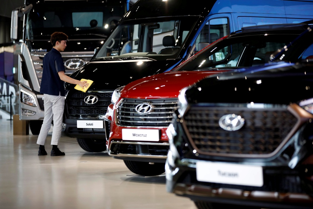 hyundai may become owner of jeep and maserati brand 39 s parent fiat chrysler automobiles ibtimes. Black Bedroom Furniture Sets. Home Design Ideas