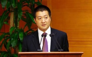 Chinese foreign ministry spokesman Lu Kang