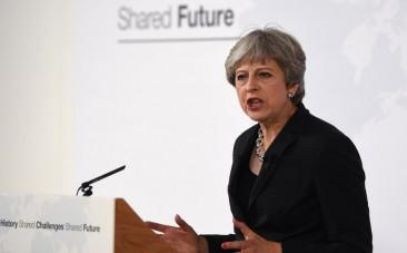 Theresa May claims that Britain has never felt at home in the EU during Florence speech