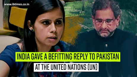 India slams 'Terroristan' at UN: 10 points from India's response