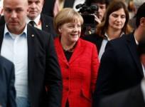 Angela Merkels rise to power