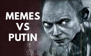 How memes are being used to fight back against social media censorship in Russia