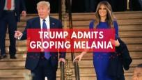 Trump admits publicly groping Melania in newly released Howard Stern recordings