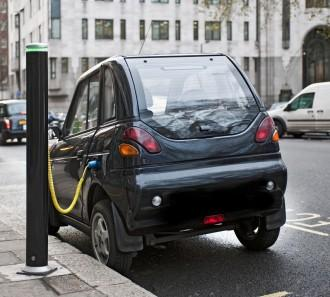 electric car