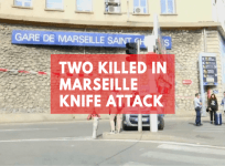 Two Killed In Marseille Knife Attack