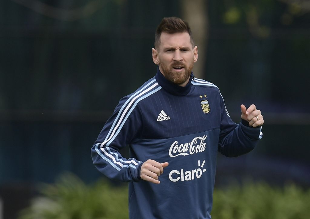 is lionel messi radar for world cup 2018