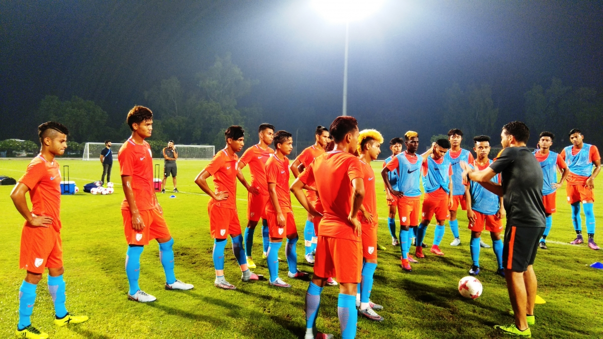 Penaloza brace breaks Indian hearts in Federation Internationale de Football Association U-17 World Cup