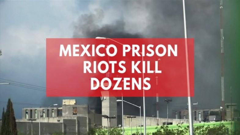 At least 13 killed during prison fight in northern Mexico