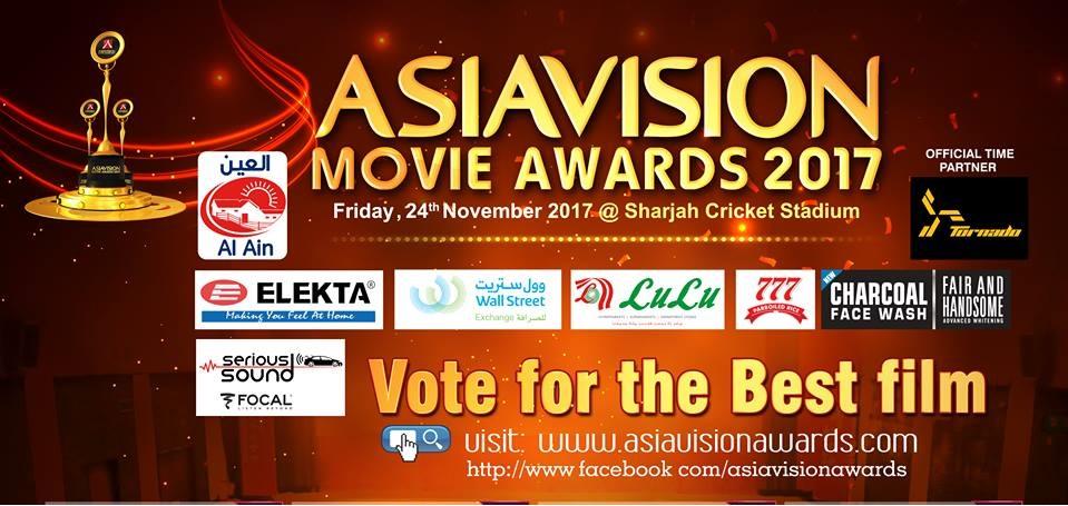 movie awards voting
