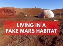This is what its like to spend 8 months in isolation in a fake Mars habitat