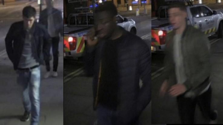 Police Video Shows Men Believed To Have Viciously Assaulted 22-Year-Old Boy