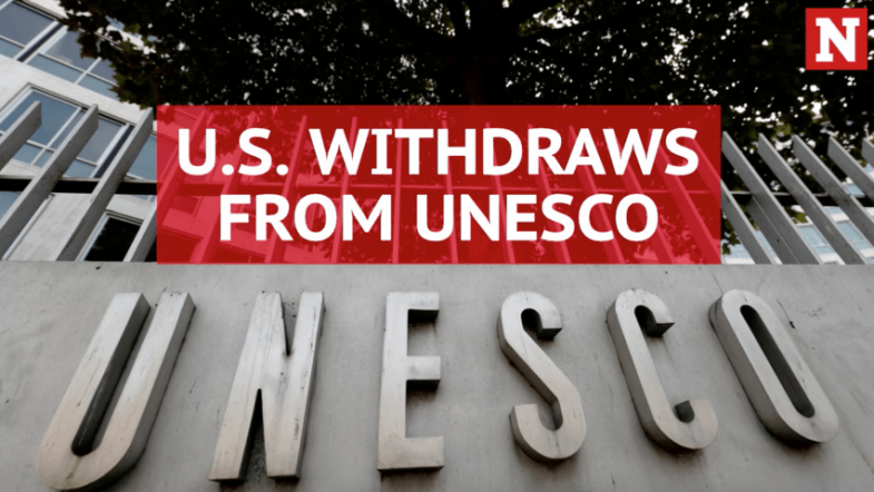 US withdraws from UNESCO citing anti-Israel bias