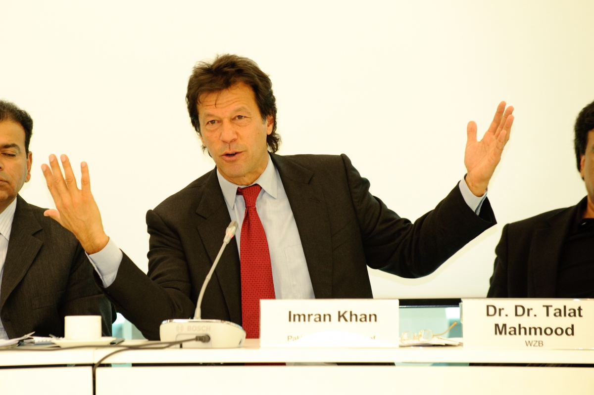 Imran Khan Ties The Knot For The Third Time, Astrologer
