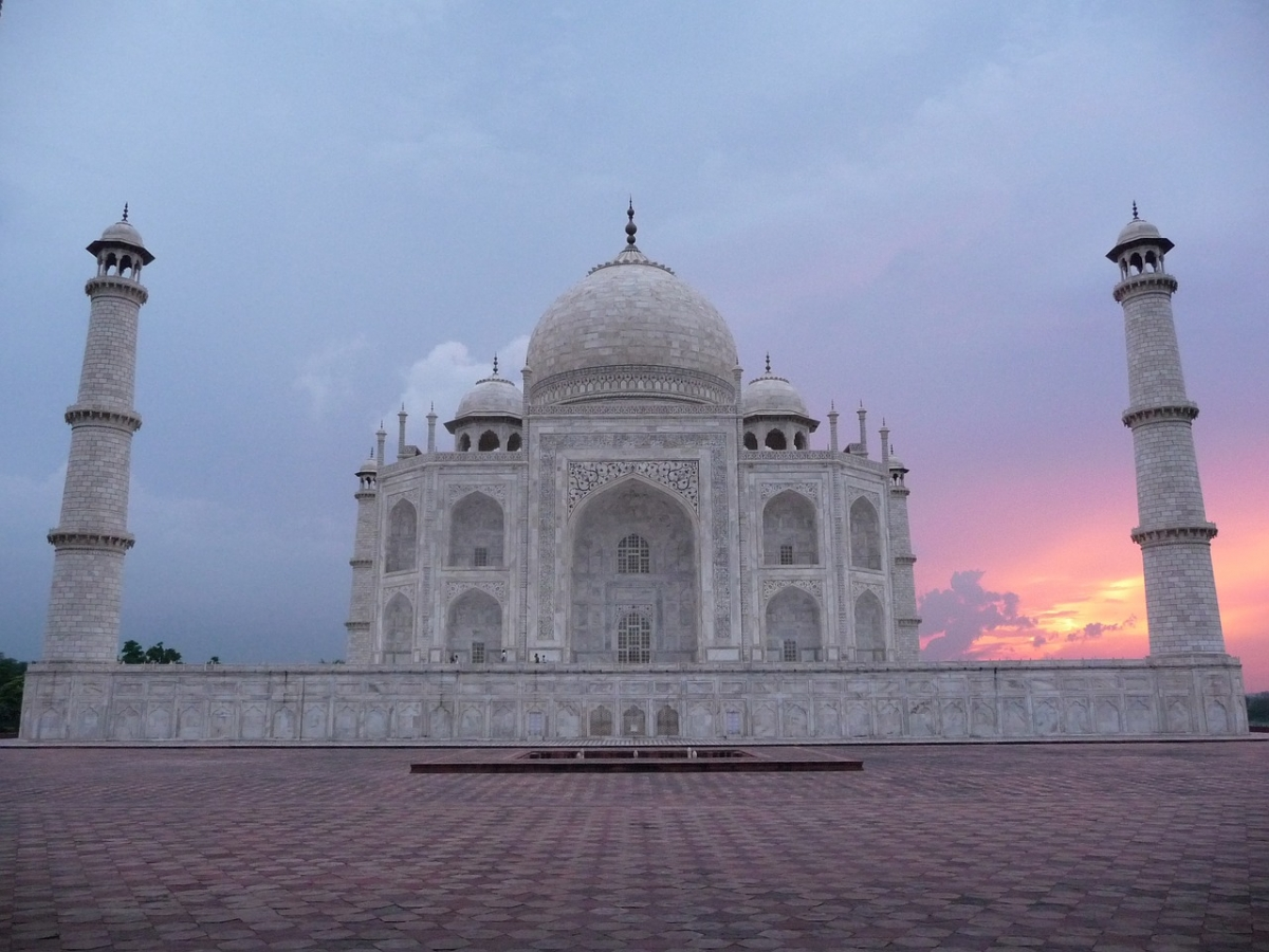 taj mahal in hindi Taj mahal has not been included in the uttar pradesh tourism department  it is  for such a regime that (hindi writer) bhartendu had written:.