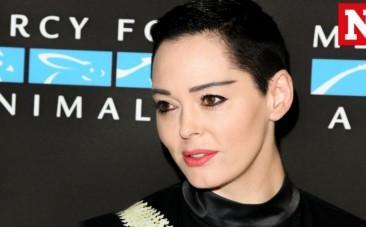 Women boycott Twitter after Rose McGowan account suspended amid Harvey Weinstein scandal