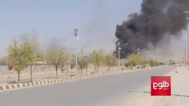 Afghanistan Taliban suicide bombers and gunmen storm police training center