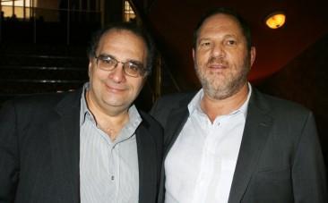 Bob Weinstein and Harvey Weinstein